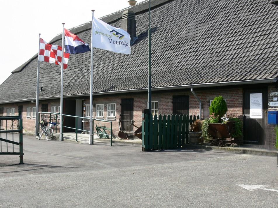 Vlasserij-Suikermuseum Klundert